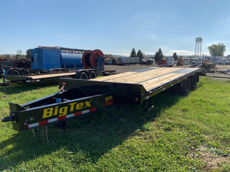 2020 Big Tex Trailers 8.5x25 Flatbed Trailer