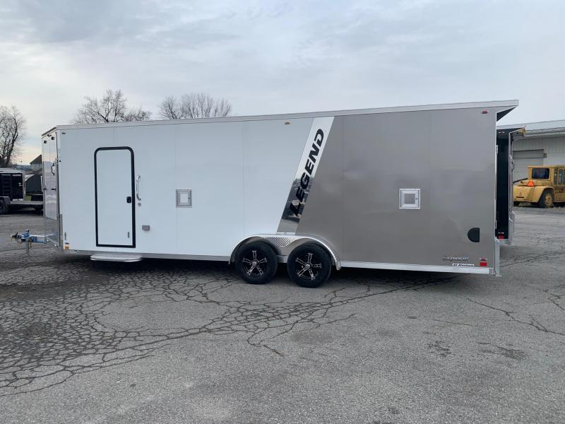 2020 Legend Manufacturing 7.5x29 7K Snowmobile Trailer