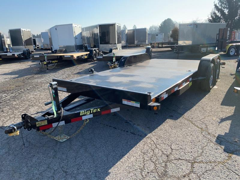 2020 Big Tex Trailers 7x18 10K Car / Racing Trailer
