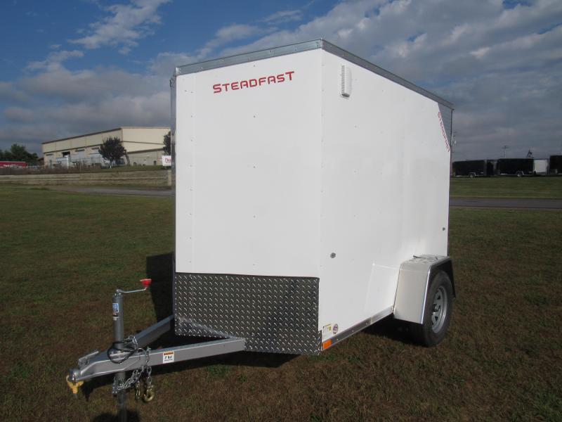 2019 Steadfast Trailers 5x8 3K Enclosed Cargo Trailer