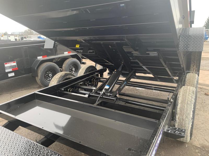2020 Sure-Trac 7x12 12K Scissor Dump Trailer