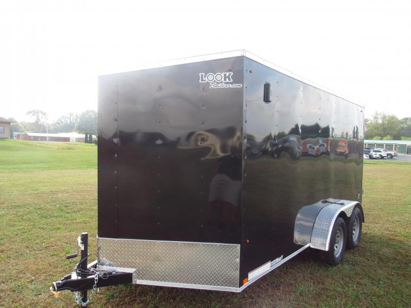 2020 Look Trailers 7x14 ST DLX Enclosed Cargo Trailer