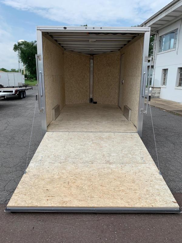 2019 Mission 7.5x12 EZ Hauler Enclosed Cargo Trailer