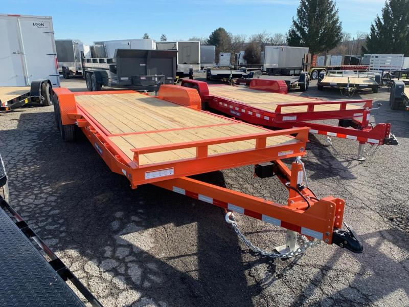 2020 Sure-Trac 7x22 Tilt Equipment Trailer
