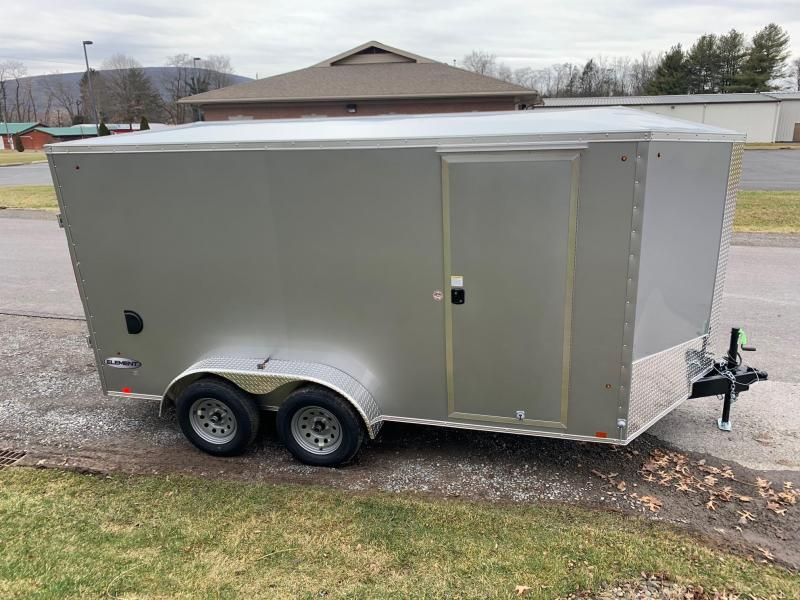 2021 Look Trailers 7x14 Element SE Enclosed Cargo Trailer