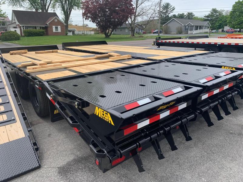 2021 Big Tex Trailers 20+5 24K Deckover Equipment Trailer