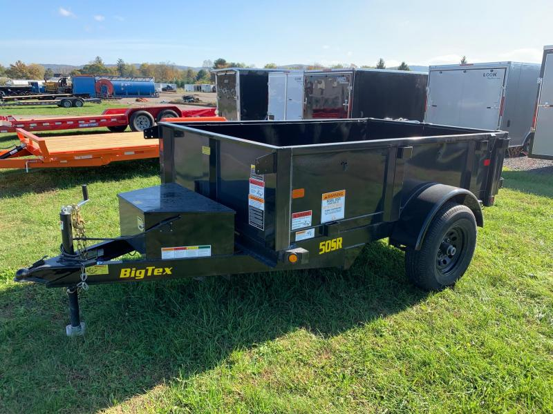 2020 Big Tex Trailers 5x8 5K Dump Trailer