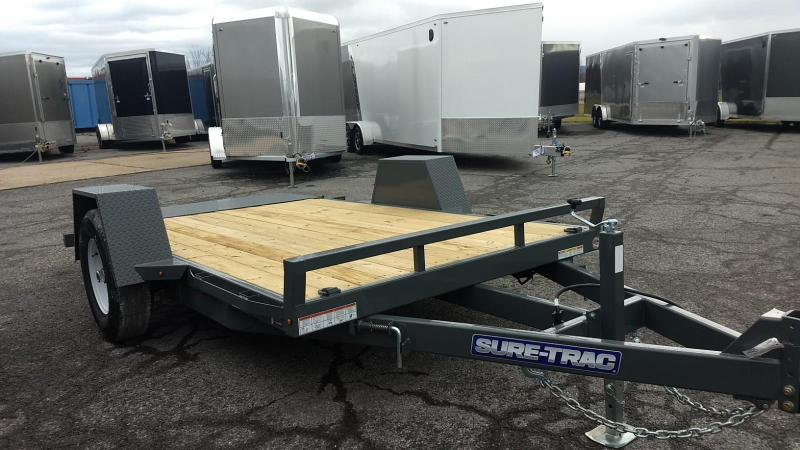 2019 Sure-Trac 6.5x12 tilt deck equipment trailer