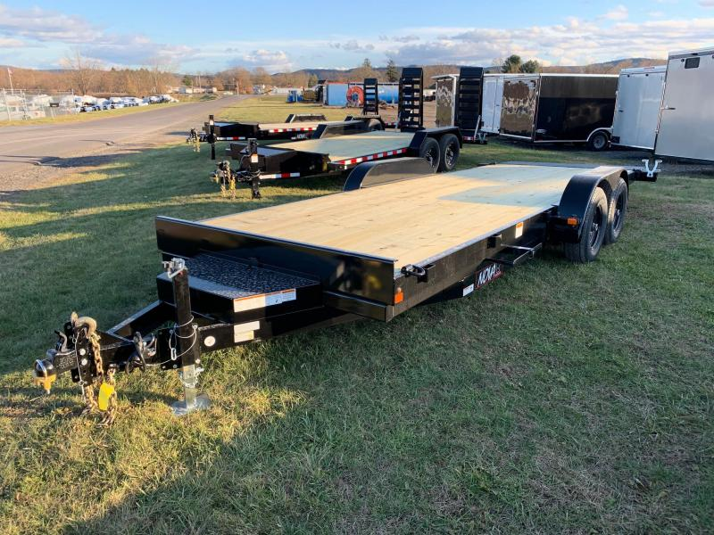 2020 Midsota 20' 10K Tilt Car / Racing Trailer