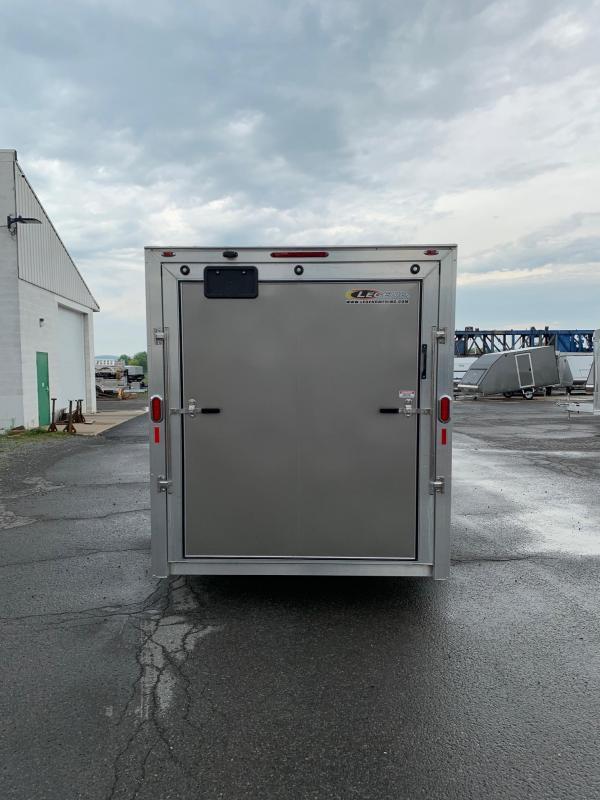 2019 Legend Manufacturing 7x19 all aluminum Enclosed Cargo Trailer