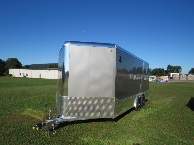 2020 Legend Manufacturing 8x18+3 Enclosed Cargo Trailer