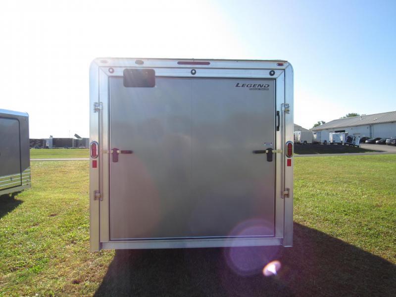 2020 Legend Manufacturing 8x18+3 Enclosed Cargo Trailer