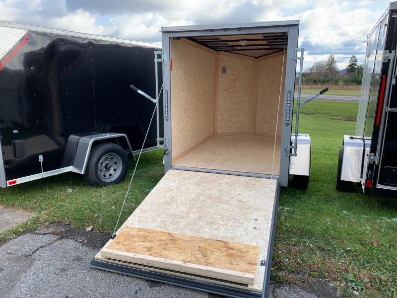 2020 Steadfast Trailers 5x8 Enclosed Cargo Trailer