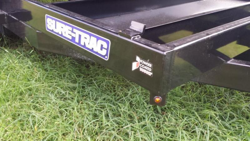 2020 Sure-Trac 7x14 Low Profile Dump Trailer