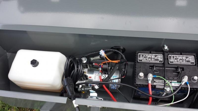 2020 Sure-Trac 5x10 Low Profile Dump Trailer