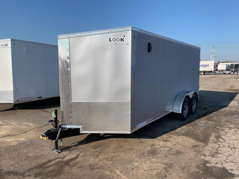2021 Look Trailers 7x16 7K Enclosed Cargo Trailer