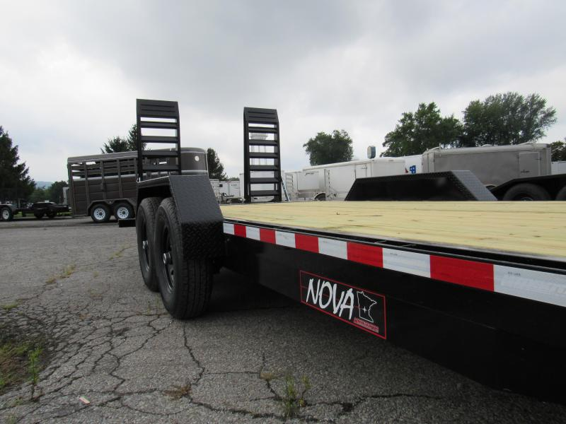 2020 Midsota 7x17+3 Nova Equipment Trailer