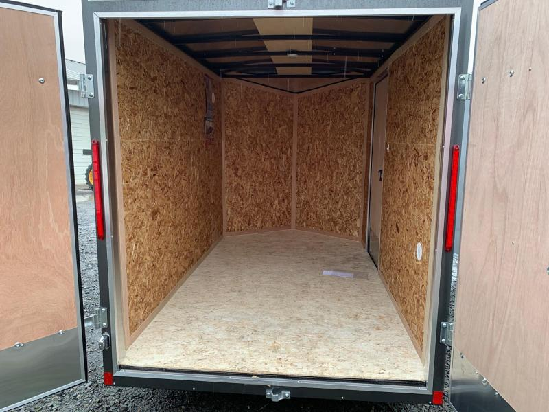 2021 Look Trailers 6x10 ST DLX Enclosed Cargo Trailer