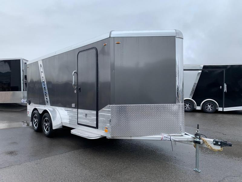 2020 Legend Manufacturing DVN 7x16 Plus 3 Enclosed Cargo Trailer