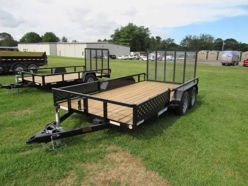 2020 Sure-Trac 7x14 7K ATV Trailer
