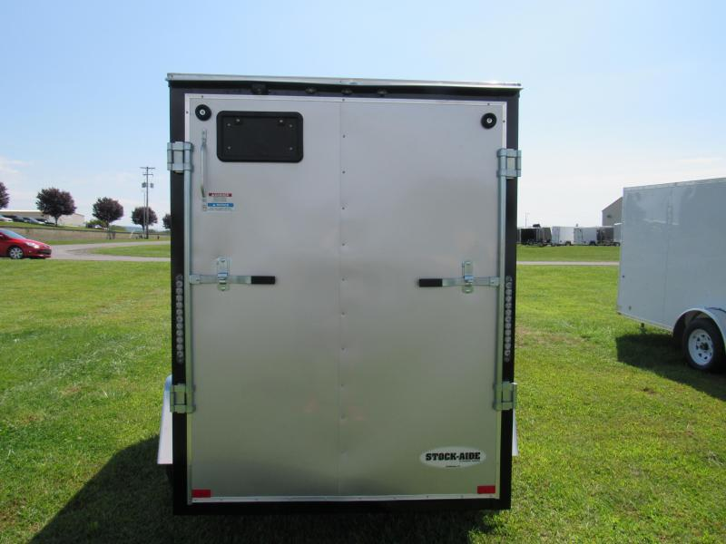 2019 Integrity Trailers 5x10 Cargo/Enclosed Trailer