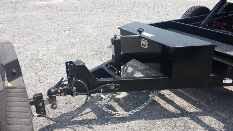 2019 Sure-Trac 7x12 12K Low Profile Dump Trailer