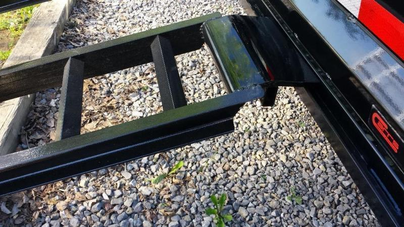 2020 Sure-Trac 7x12 12K Low Profile Dump Trailer
