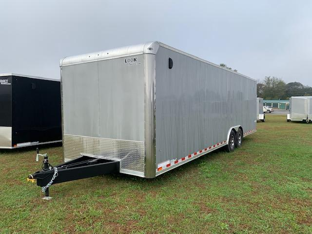 2020 Look Trailers 8.5x28 Ignite Car / Racing Trailer