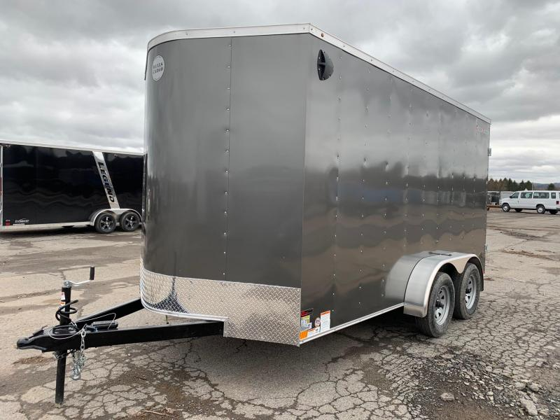 2020 Wells Cargo 7x14 7K Enclosed Cargo Trailer