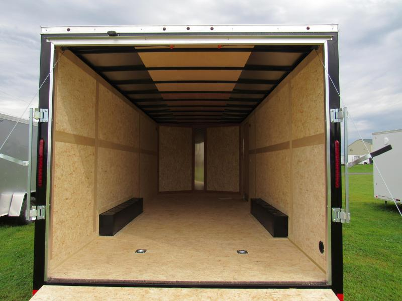 2020 Wells Cargo Fast Trac 8.5x20 7K Car Hauler