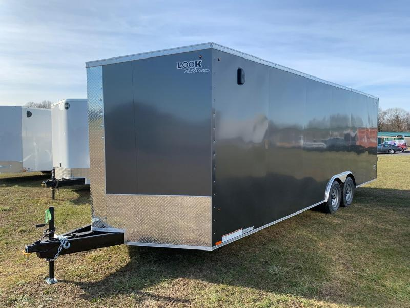 2020 Look Trailers 8.5x24 10K Car / Racing Trailer