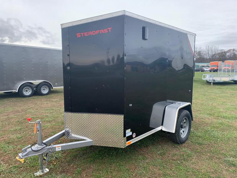 2020 Steadfast Trailers 5x8 3K Enclosed Cargo Trailer