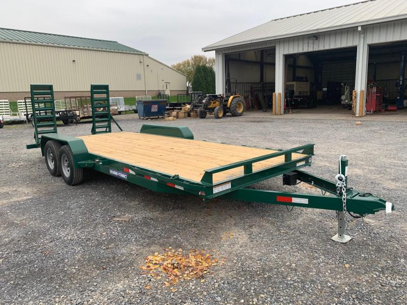 2020 Sure-Trac 20ft 10K Equipment Trailer