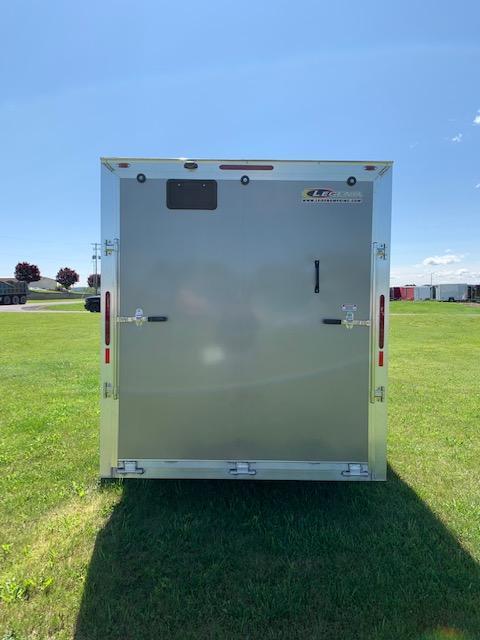 2019 Legend Manufacturing 7x17 UTV Enclosed Cargo Trailer