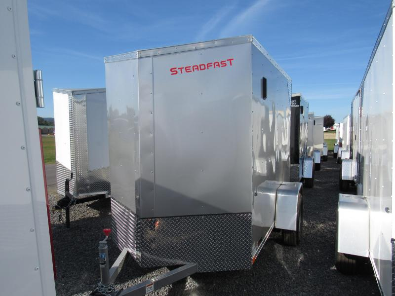 2019 Steadfast Trailers 5x8 3K Enclosed Cargo Trailer
