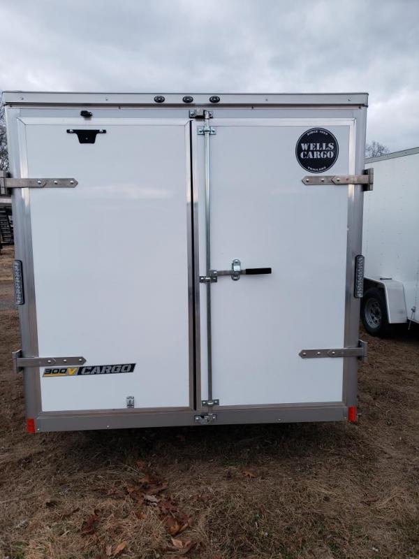 2019 Wells Cargo 300 Series 7x14 Enclosed Cargo Trailer