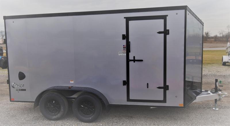 2021 Stealth Trailers Cobra 7X14 Enclosed Cargo Trailer