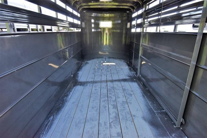 2020 Delta Manufacturing 500 Series Stock Livestock Trailer