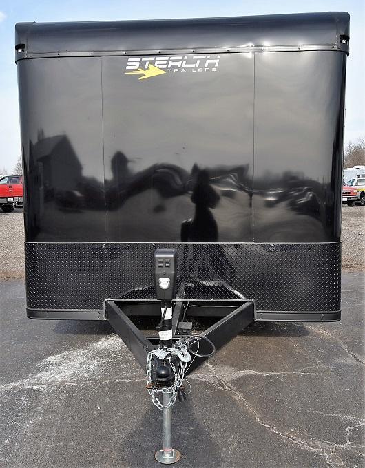 2020 Stealth Trailers Viper 8.5X24 Car / Racing Trailer
