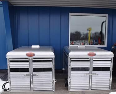2019 Sundowner 4 x 6 Stockbox