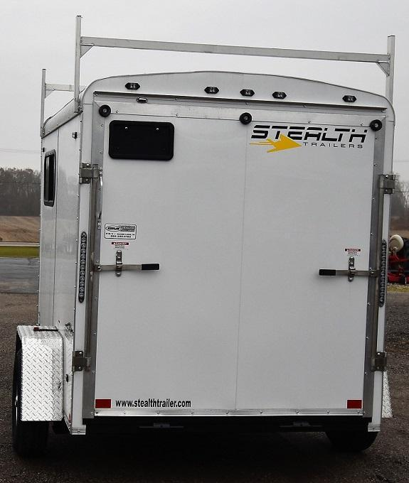 2020 Stealth Trailers Liberty 6x8 Enclosed Cargo Trailer