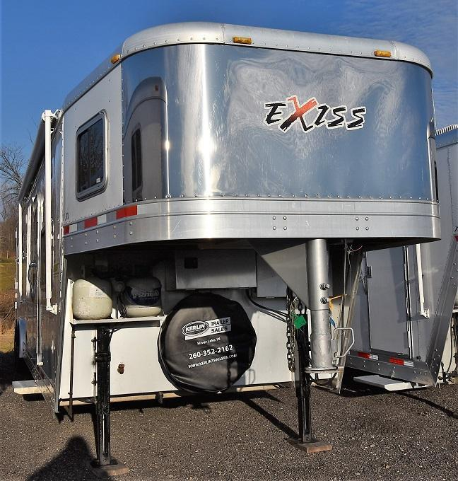 2006 Exiss Trailers SS314 Horse Trailer