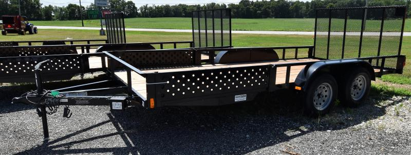 2020 Forest River Force USASG6516TA Utility Trailer