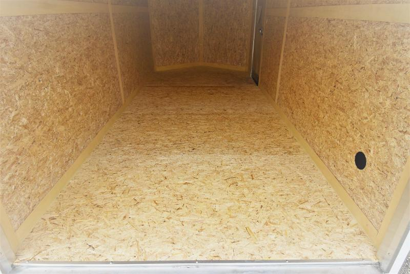 2021 Stealth Trailers Cobra 7X16 Enclosed Cargo Trailer