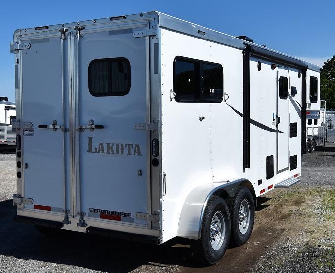 2020 Lakota Colt AC27 Horse Trailer