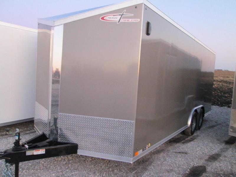 2020 Cross Trailers 820TA Enclosed Cargo Trailer