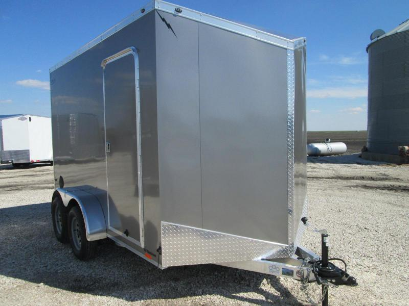 2020 Lightning Trailers LTF712TA2 Enclosed Cargo Trailer