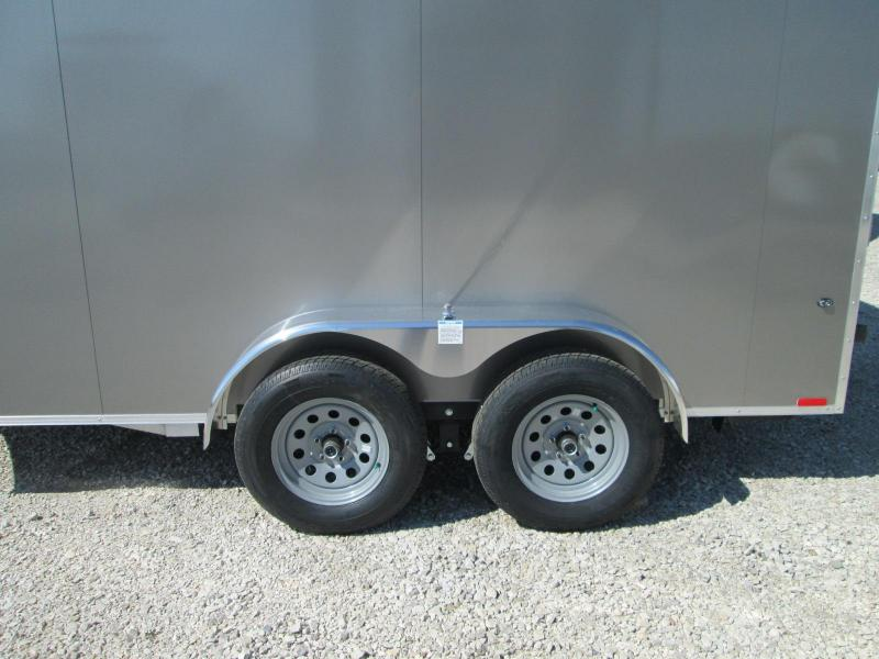 2020 Lightning Trailers LTF712TA2 Enclosed Cargo Trailer