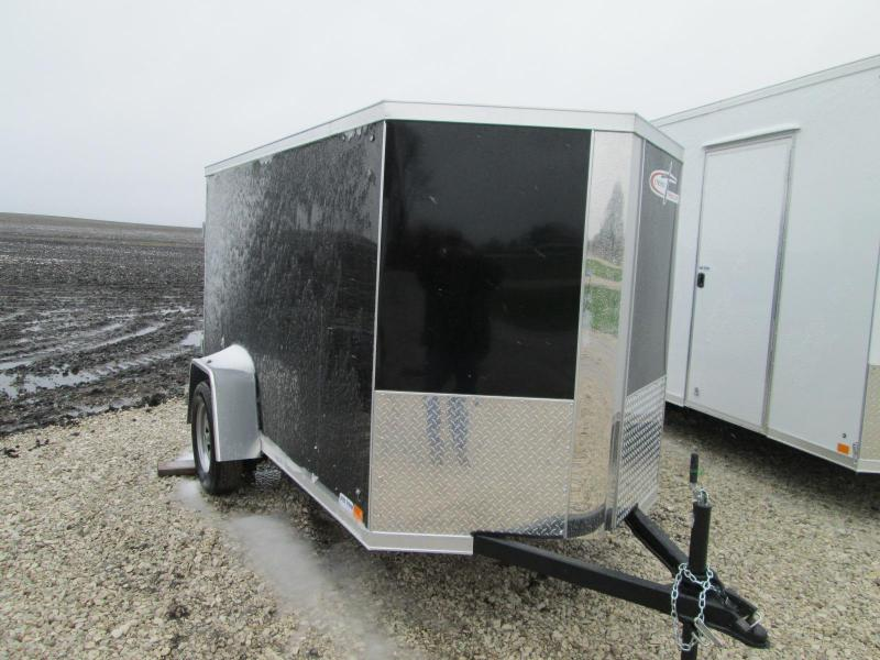 2019 Cross Trailers 5 x 10 SA Enclosed Cargo Trailer