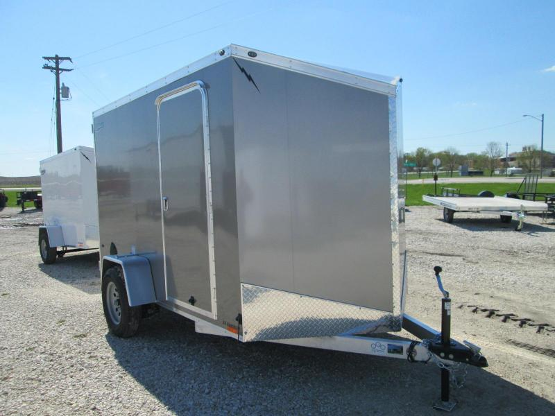 2020 Lightning Trailers LTF610SA Enclosed Cargo Trailer
